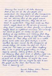 climate scientist letter 3