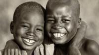 Suri boys in Koka. Ethiopia