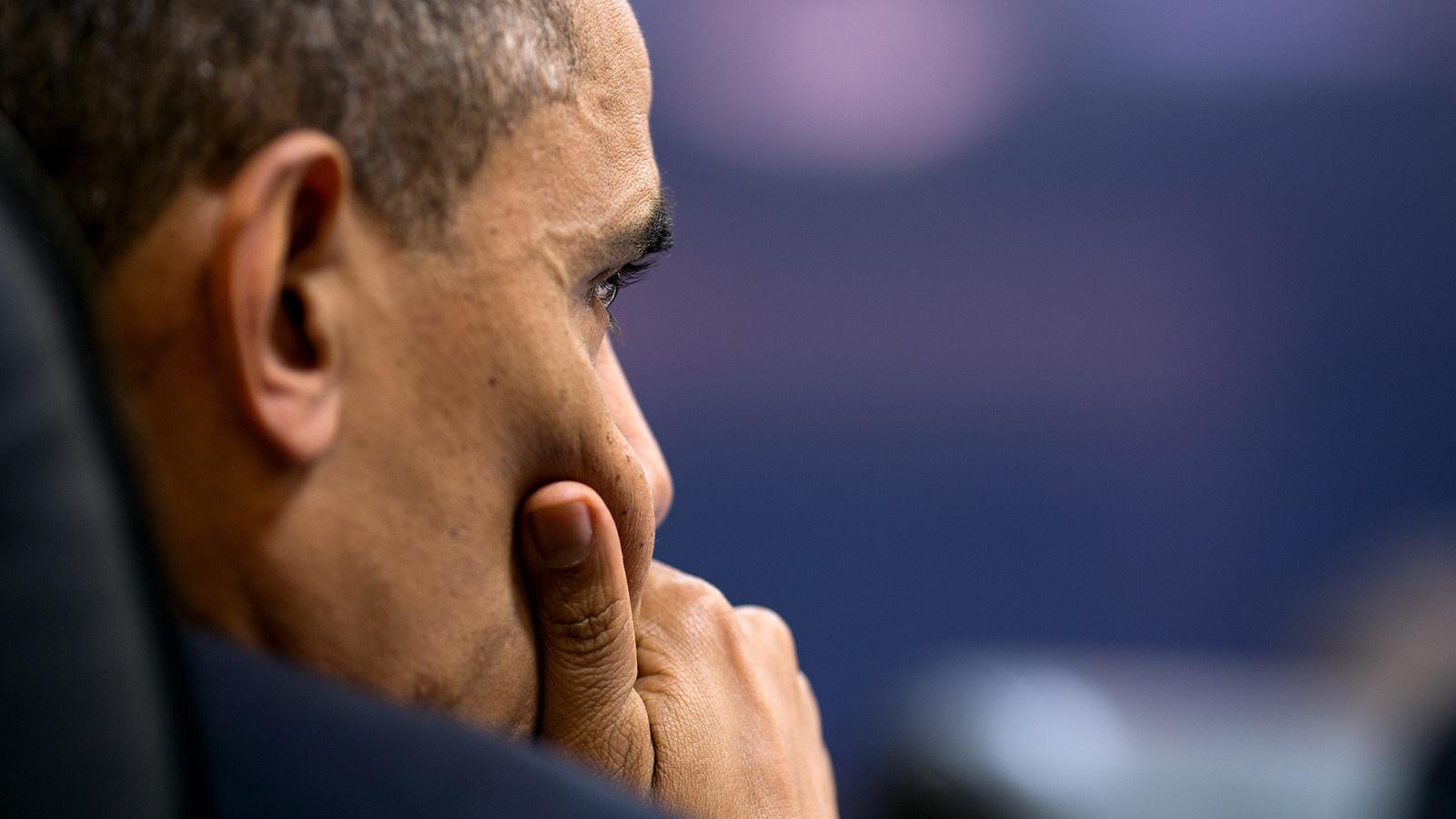 Obama pondering
