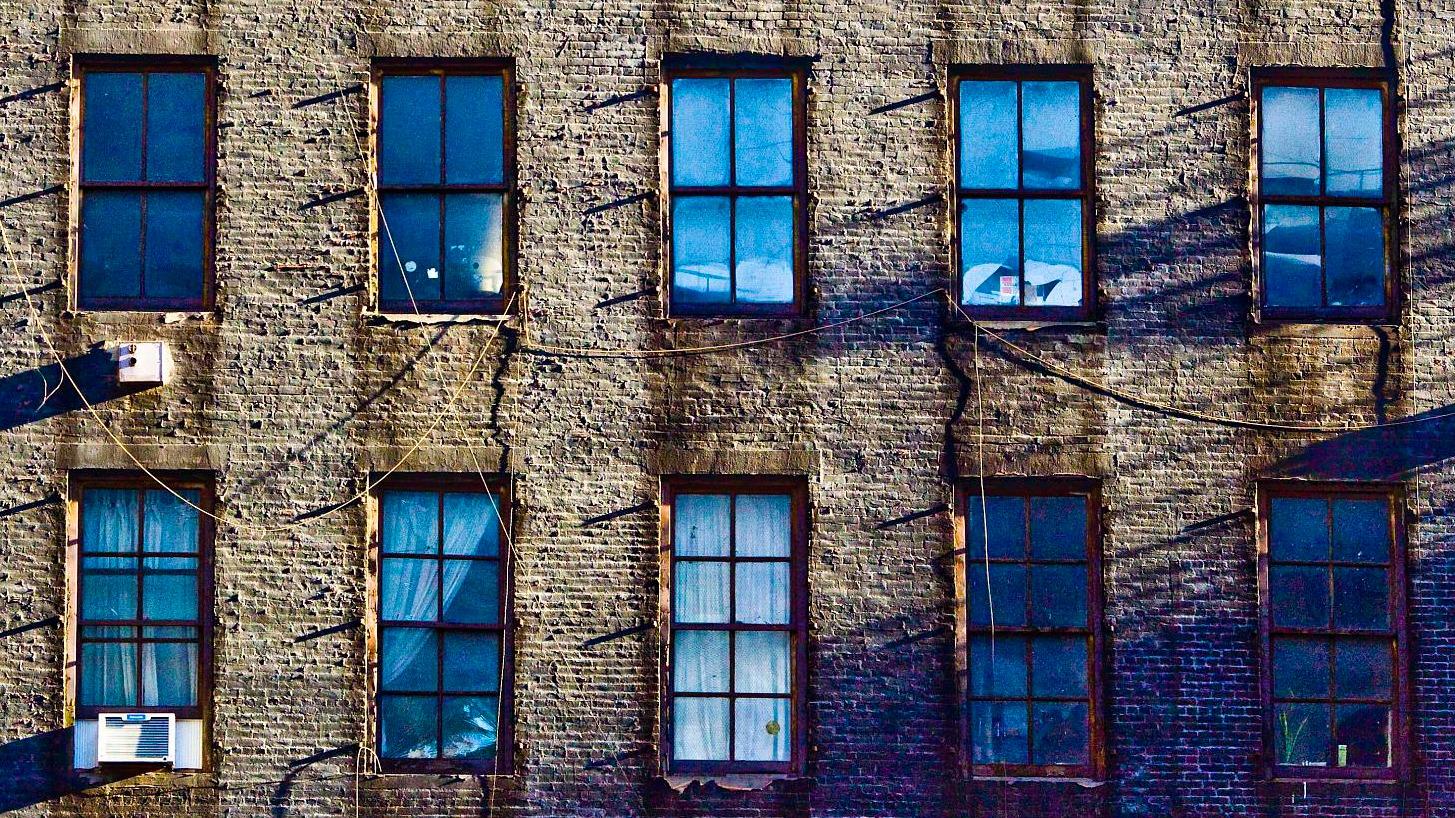 windows of New York