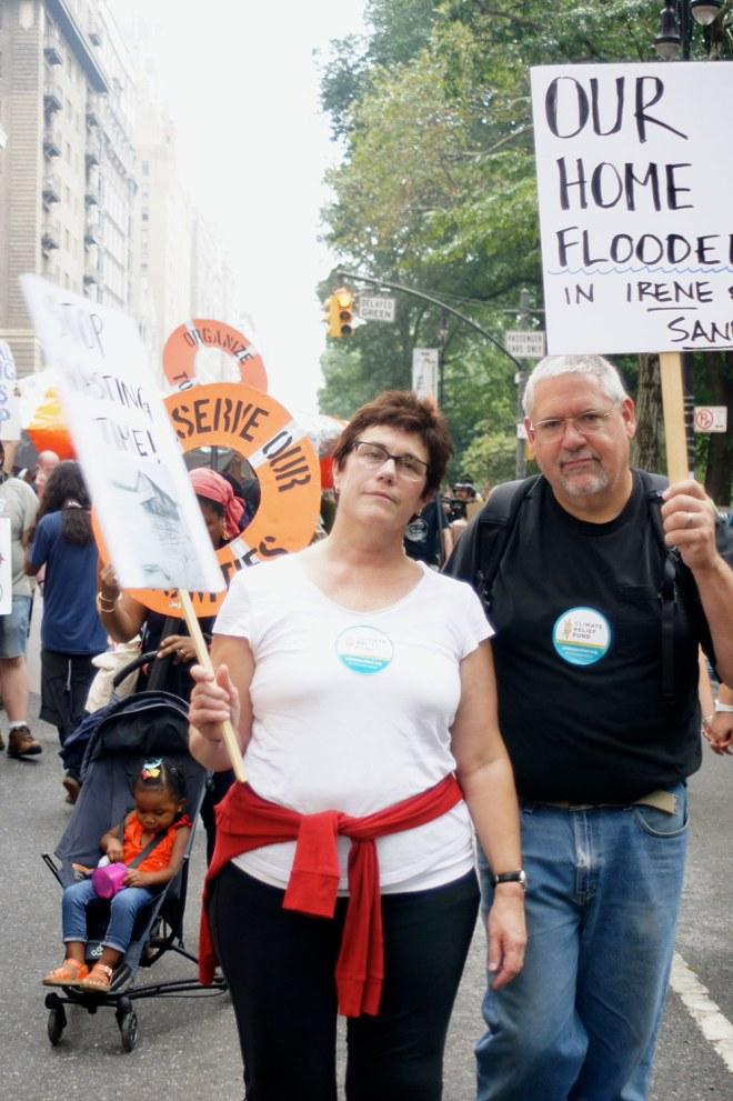 Lisa Kline and Matt Haasch – Newburn, New York