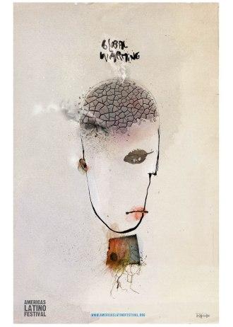eco fest poster Pablo Bernasconi 1