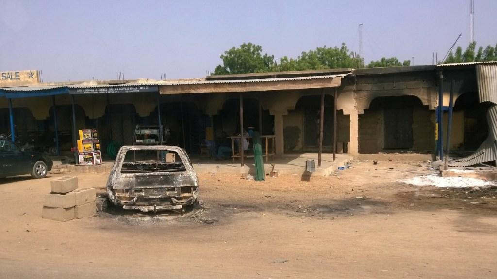 Unrest in Nigeria