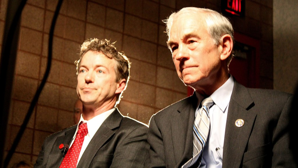 Rand & Ron Paul