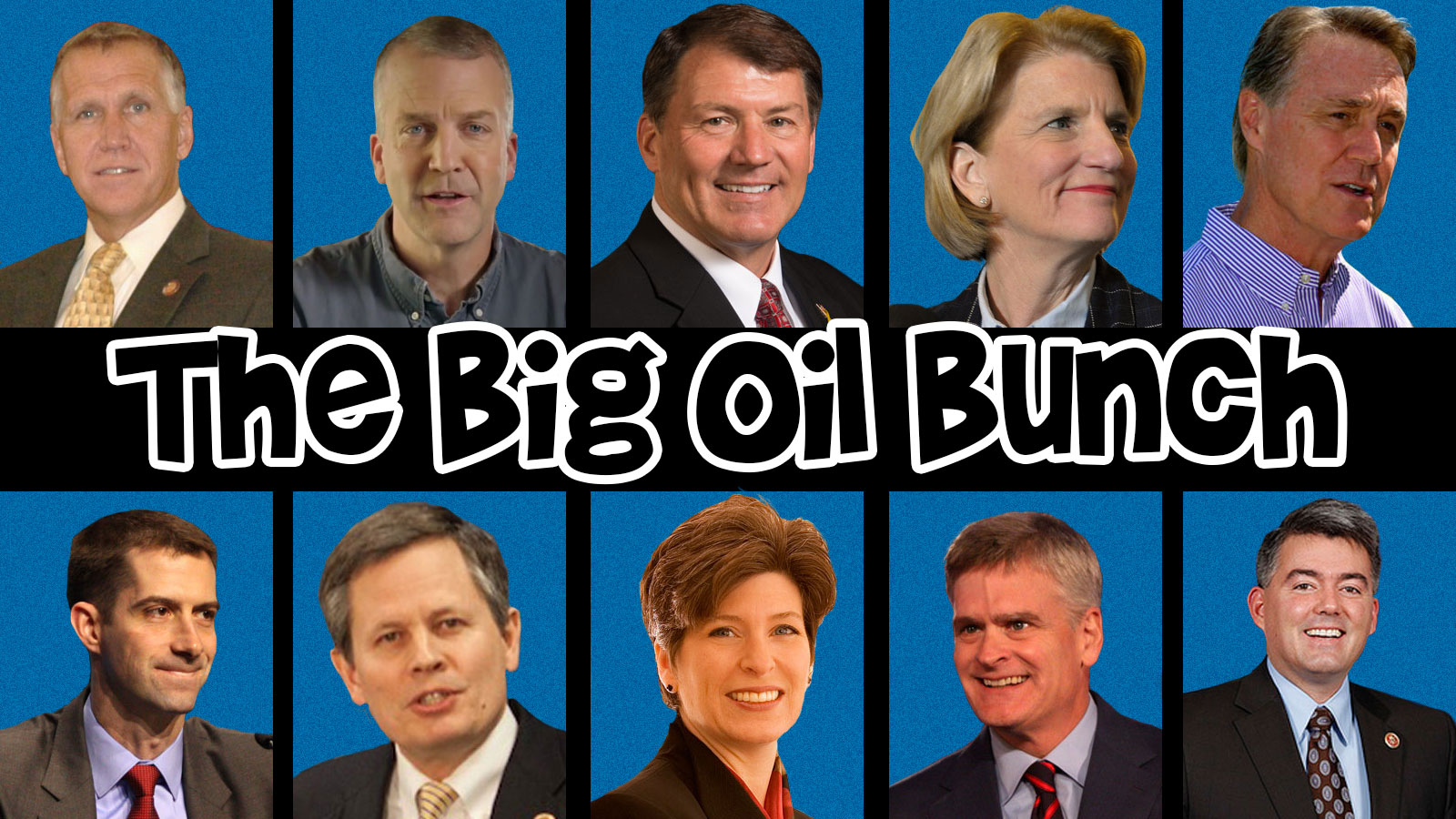 The Big Oil Bunch