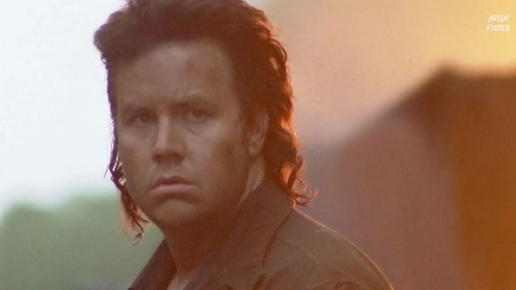 Eugene from The Walking Dead