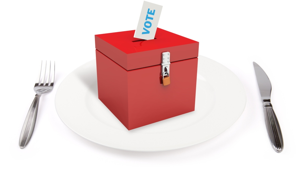 Food vote