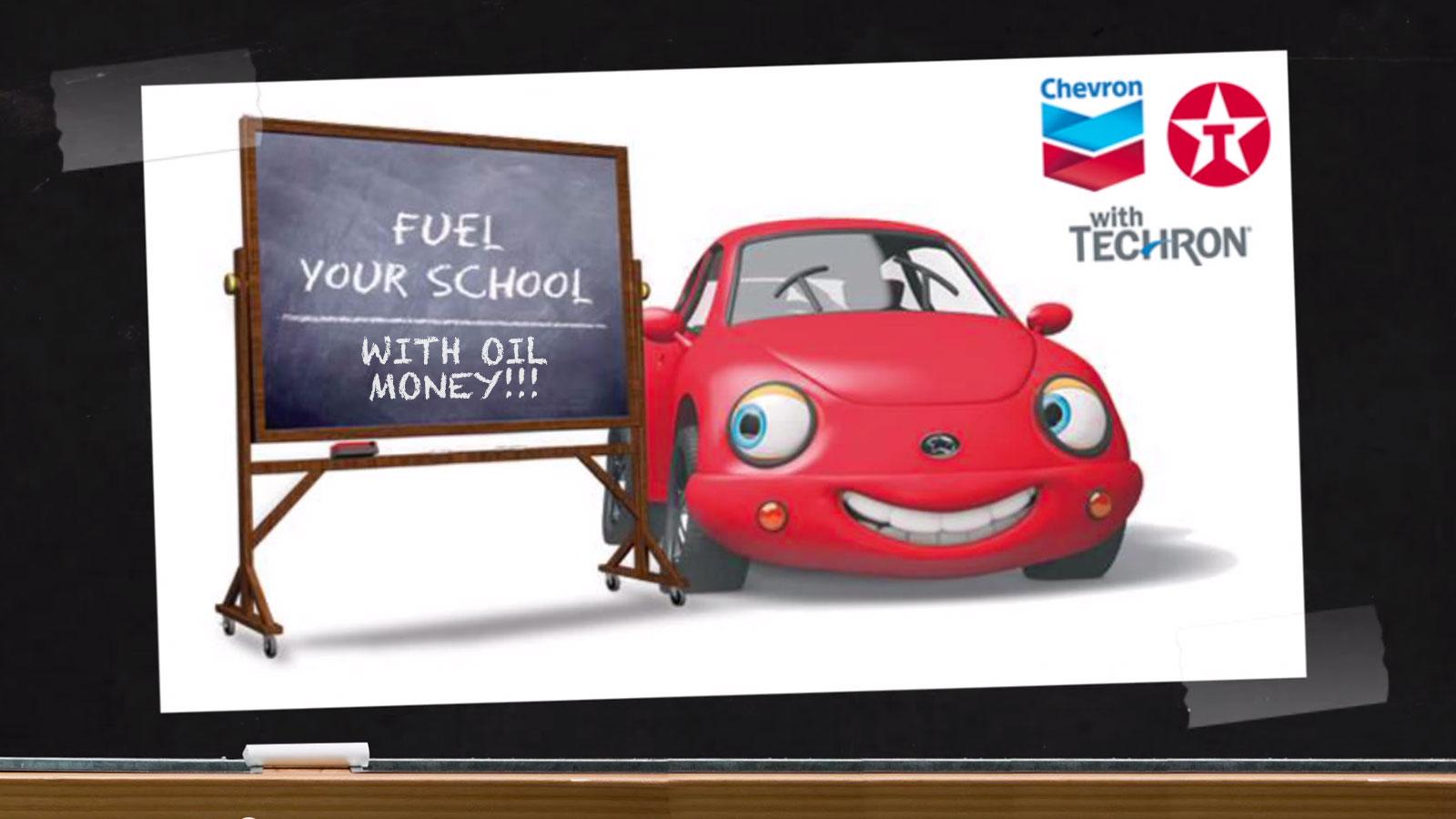 Fuel Your School!