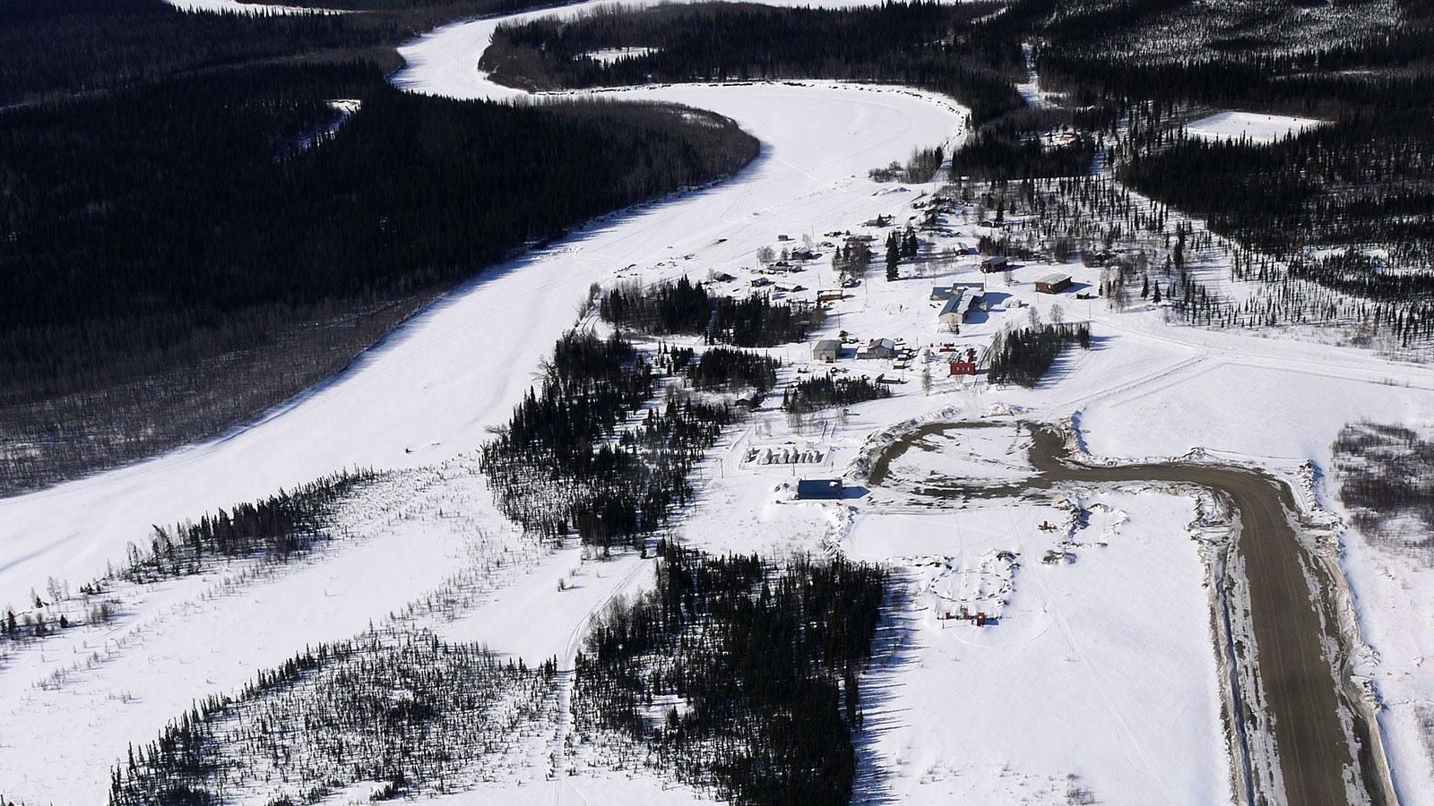 Nikolai, Alaska