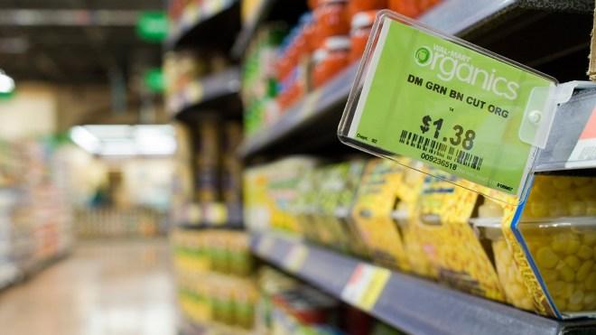 It looks like Walmart's green-ratings plan has been shelved.