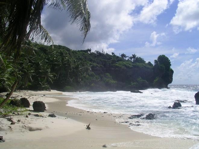 Aw jeez, Christmas Island.