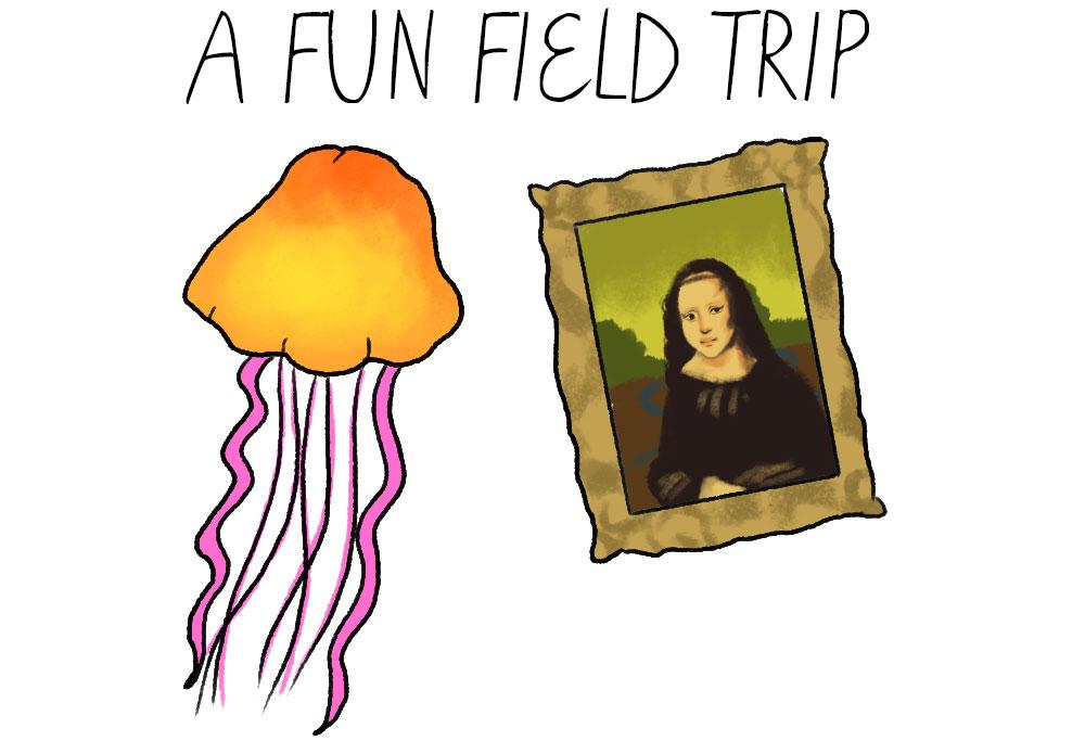 A fun field trip