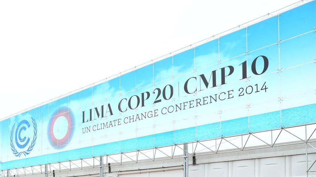 COP20 banner