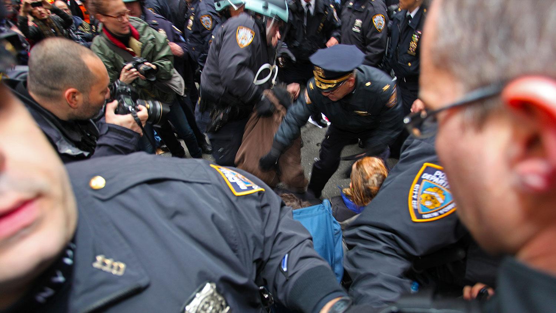 Violent cops