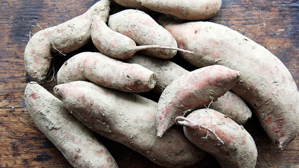 Plethora of potatoes