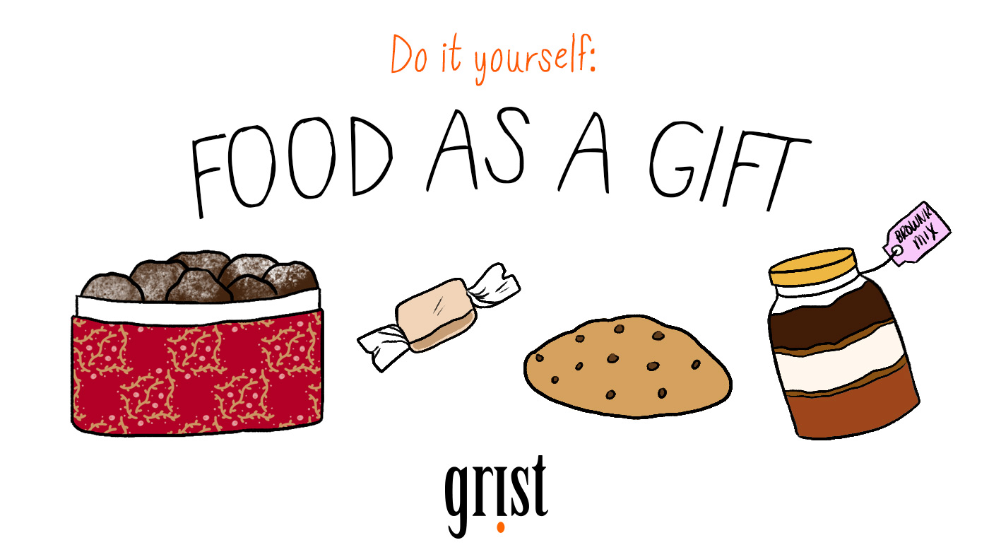 Do it yourself: Food as a gift