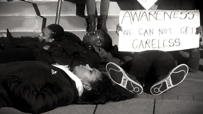 Ferguson Protest Omaha