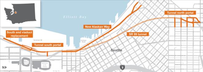 Seattle's tunnel plan.