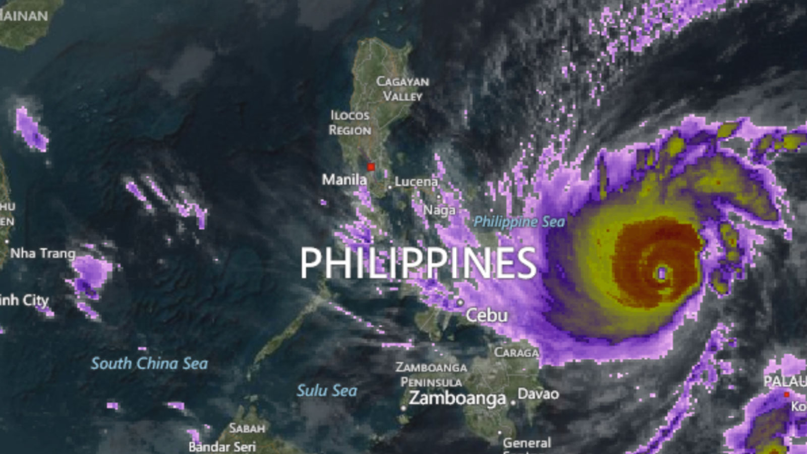 Super Typhoon Hagupit