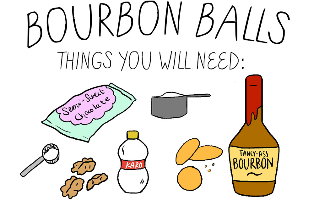 THINGS YOU WILL NEED: