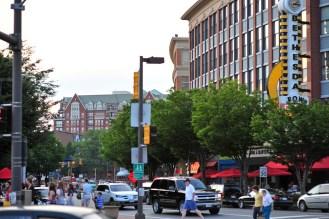 Downtown Bethesda