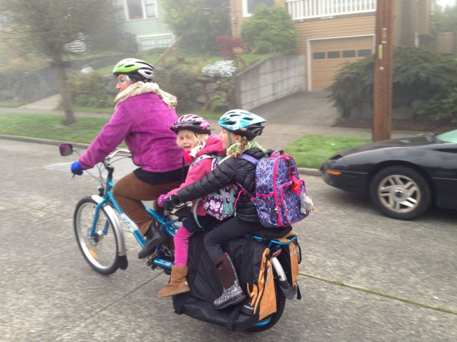 cargo bike time