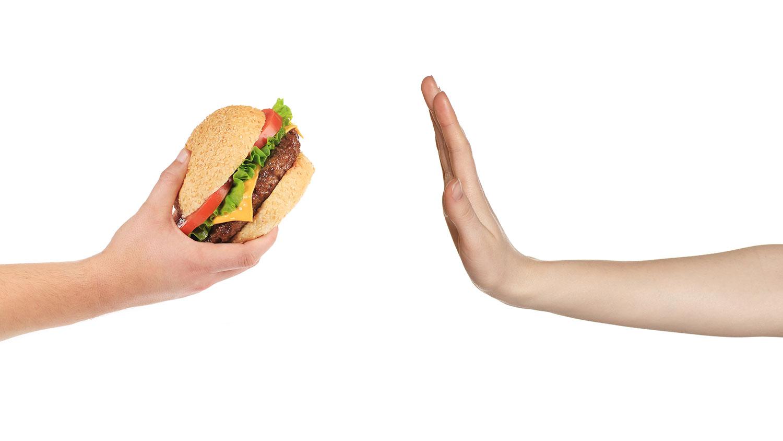 Hamburger? NO THANKS