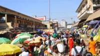 Market in Bangalore