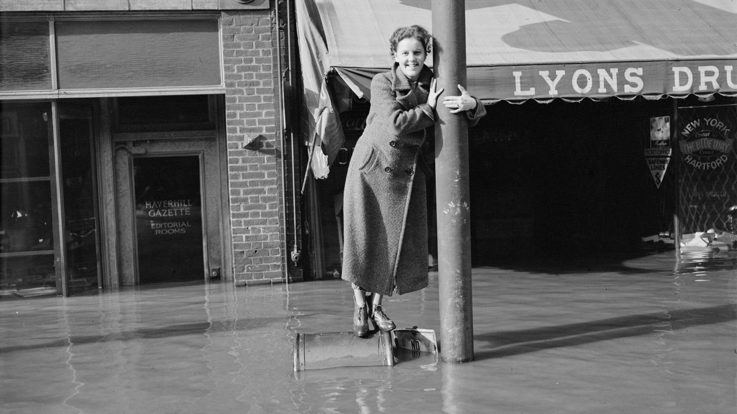 Haverhill flood