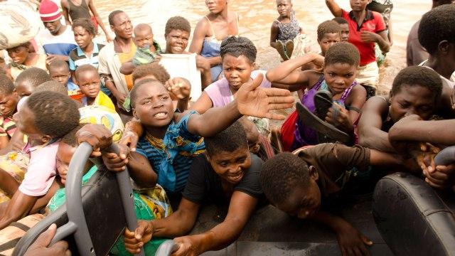 Malawi flooding