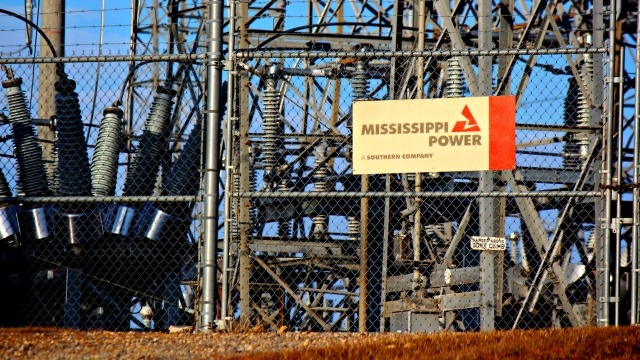 Mississippi power sign