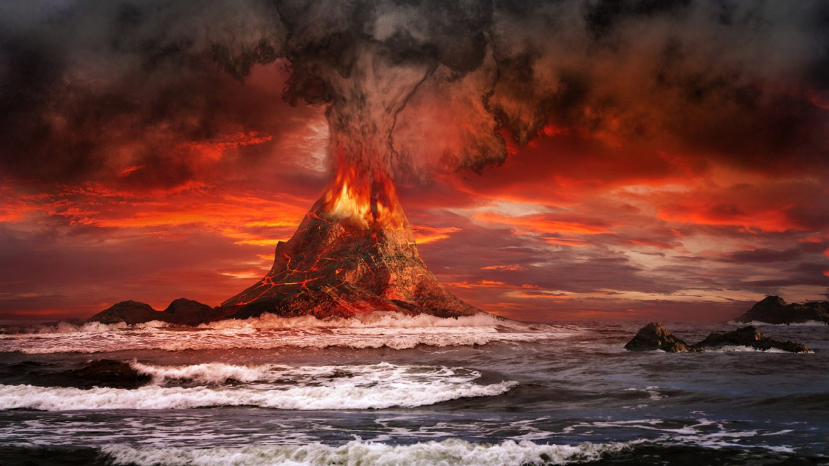 There S Worrying Volcano News But Could That Be Good Climate News