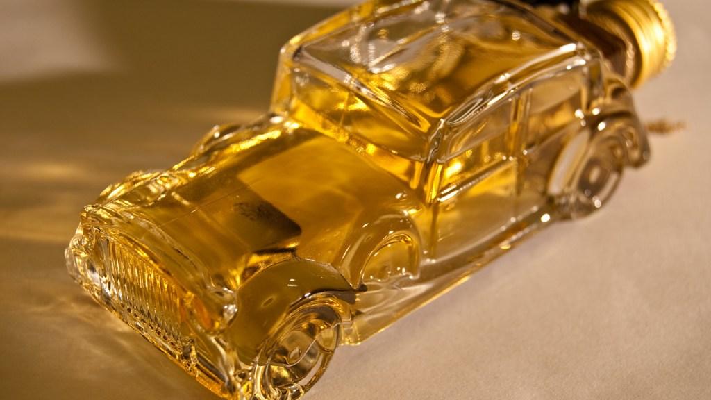 Whiskey car