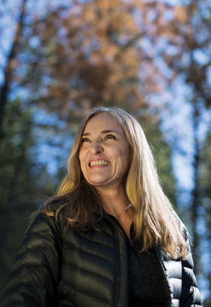 Entomologist Diana Six, who has devoted her career to bark beetles, believes that the bugs might hold clues to saving our forests in the face of climate change.