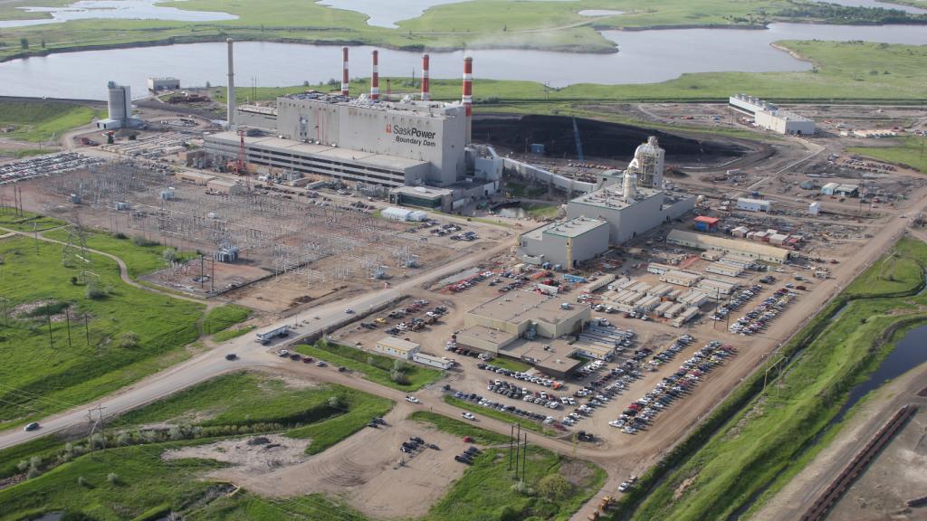 Boundary Dam Power Station