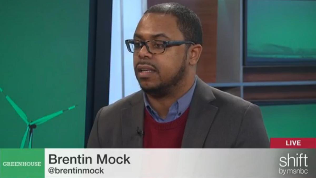 Brentin Mock