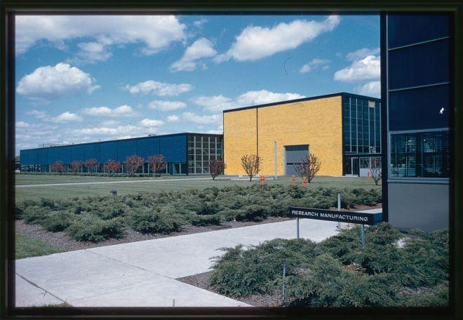 GM Tech Center 2