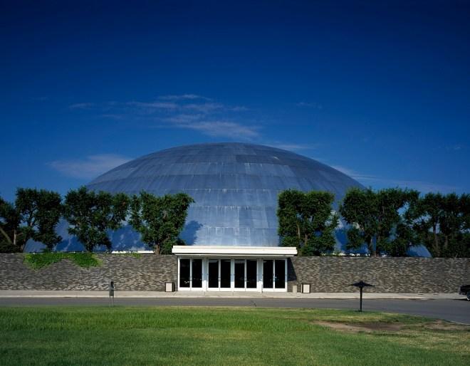 GM Tech Center Dome