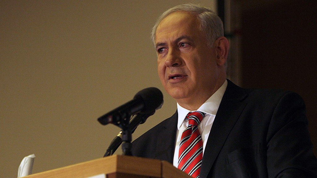 Israel Prime Minister Netanyahu