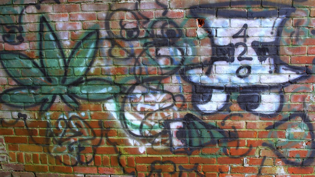 pot graffiti