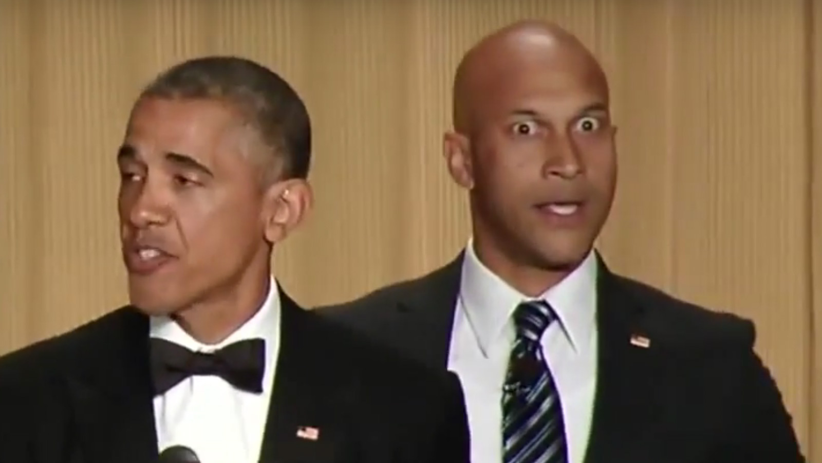 Obama's Anger Translator at the 2015 Correspondents' Dinner