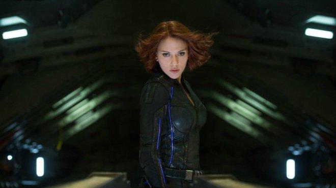 avengers black widow - crop