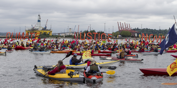 Paddle In Seattle, sHell No