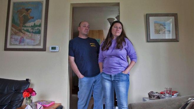 Devona and John.