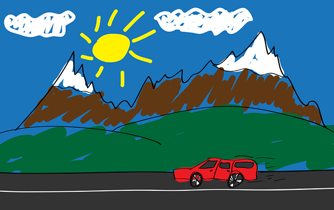 mountaindrawing