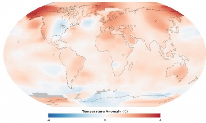 The year 2014 was Earth's warmest in 134 years of records, according to an analysis of surface temperature measurements by Nasa scientists. In a separate, independent analysis, scientists at the National Oceanic and Atmospheric Administration also found 2014 to be the warmest on record.