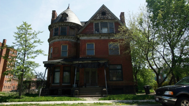 Detroit house