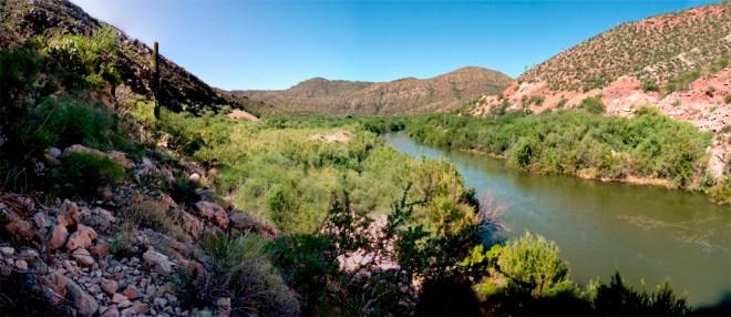 Gila River.