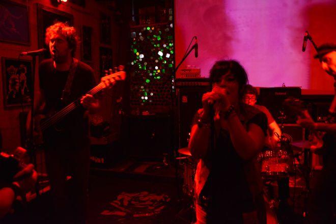 Deep Creep performing at Cha Cha at Capitol Hill Block Party.