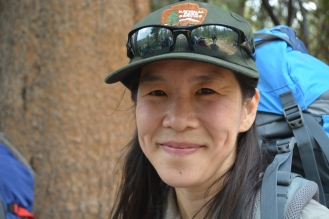 Yenyen Chan, a ranger at Yosemite